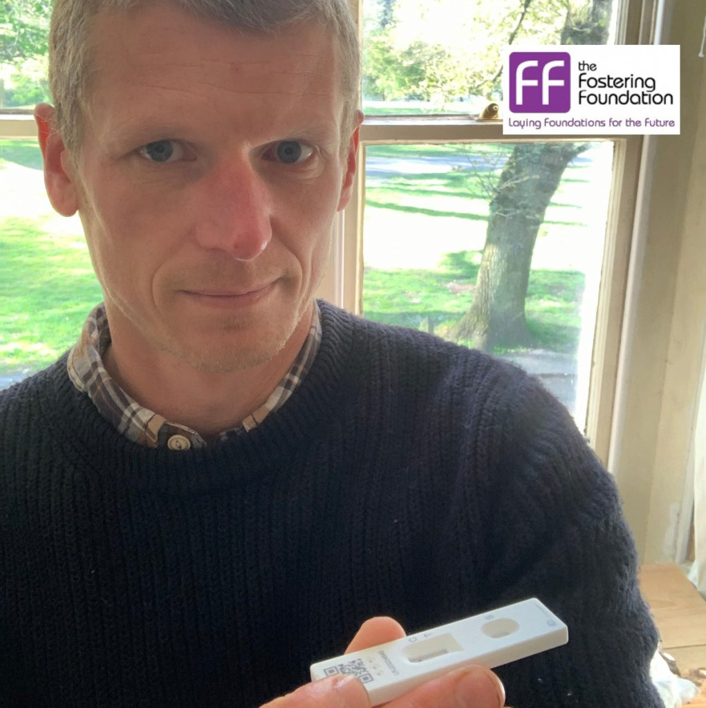 Lateral Flow Test for all Foster Carer Visits