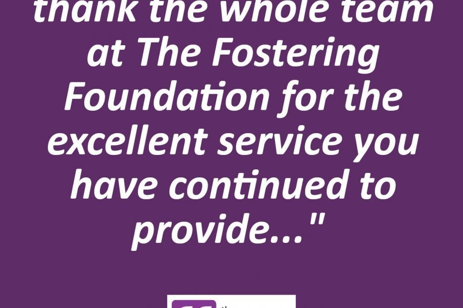 South Cornwall Foster Carers Give Glowing Feedback to The Fostering Foundation