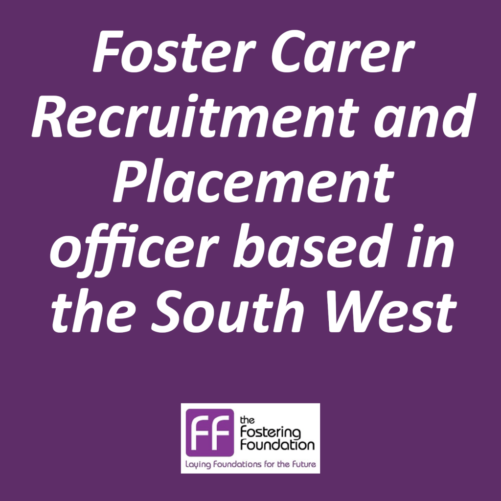 Foster Carer Recruitment and Placement Officer Job Vacancy