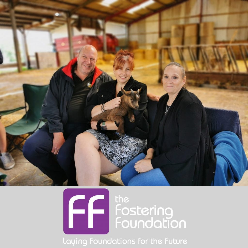 On the Farm for our Exeter, Mid Devon, South Devon & Torbay Foster Carers Support Group