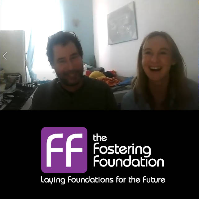 Plymouth Fostering - Rachel & Hamish talk about Parent & Child Fostering
