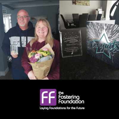 Congratulate South Glos Foster Carers for 10 Years Fostering